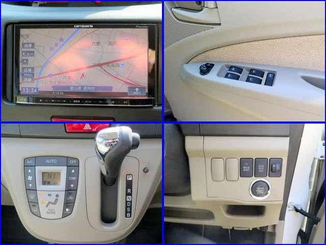 スバル ステラ660 L リミテッド アイドリングストップ 4WD 禁煙車 (パールホワイト)