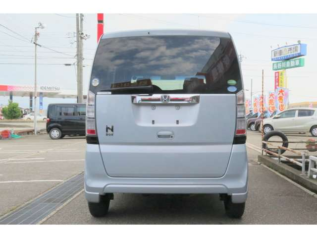 ホンダ N-BOX660 G Lパッケージ 4WD  (ライトブルー)
